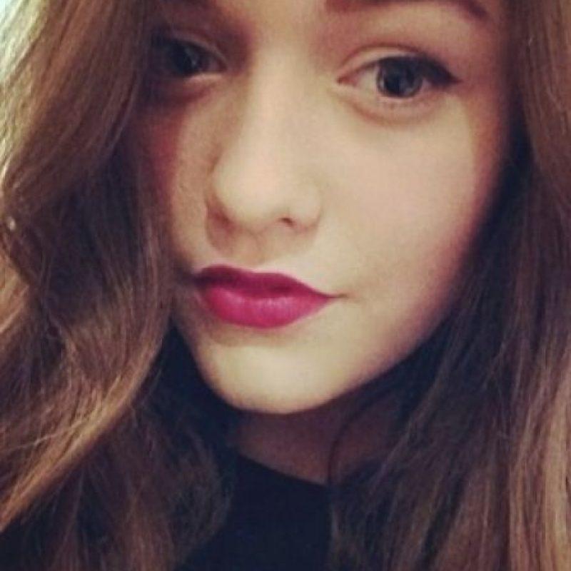 La segunda hermanastra del cantante y actualmente tiene 15 años. Foto:vía instagram.com/f3licitetomlinson