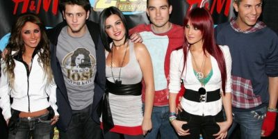 Gracias a RBD, Alfonso Herrera logró su fama mundial Foto:Televisa