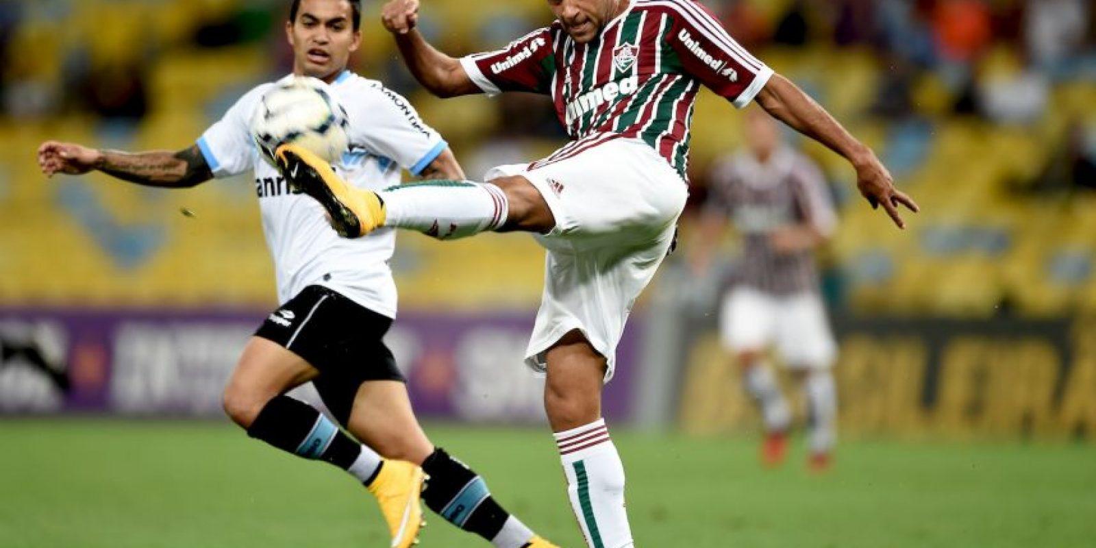 Esto ocurrió previo al duelo ante Fluminense por la Copa de Brasil. Foto:Getty Images
