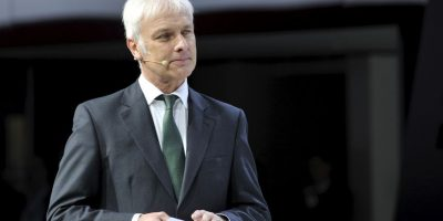 Como primera opción se ha tomado en cuenta al jefe ejecutivo de la marca Porsche. Foto:Getty Images