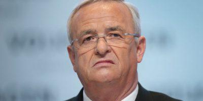 Martin Winterkorn tuvo que dejar su cargo como CEO luego del reciente escándalo de la compañía. Foto:Getty Images