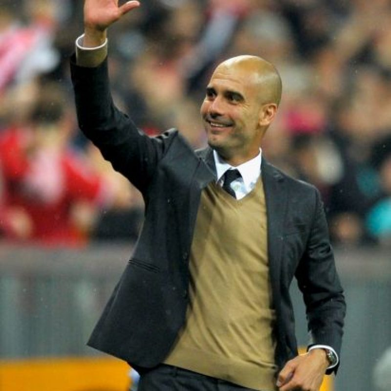 2. Pep Guardiola (Bayern Munich) – 17 millones de euros Foto: Getty Images