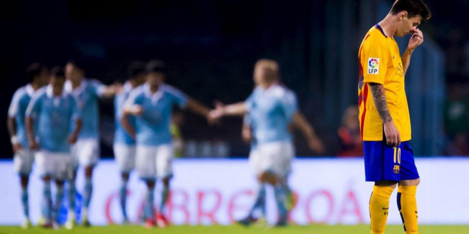 Ocupan el quinto puesto de la tabla general de la Liga de España Foto:Getty Images