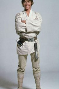 "Mark Hammill hizo de ""Luke Skywalker"". Foto:vía Disney"