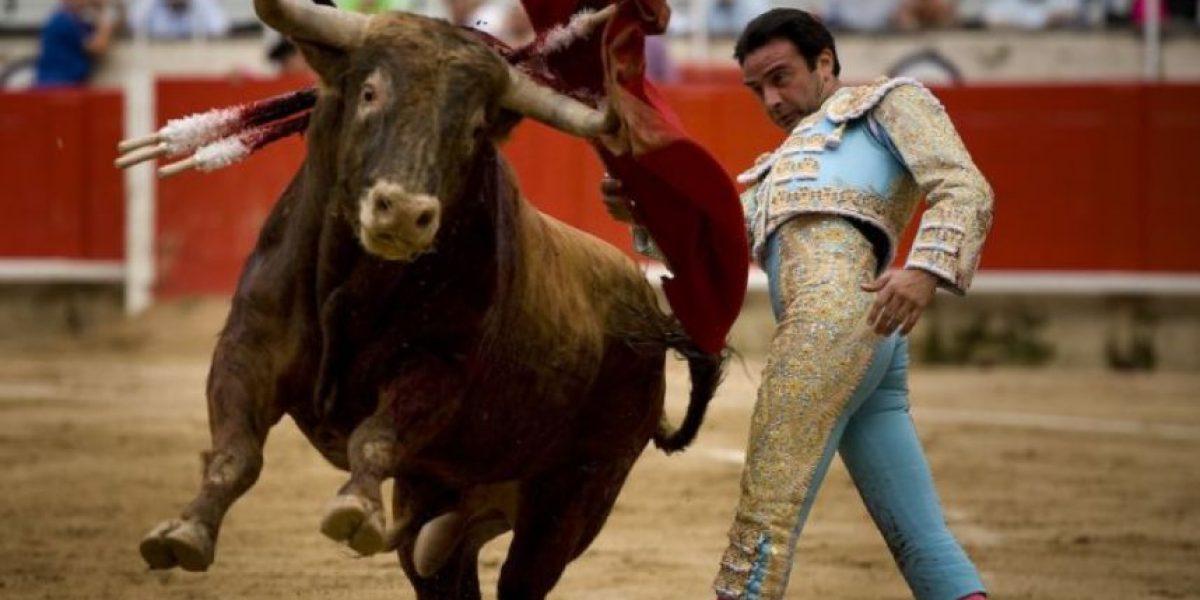 Video: Dejan parapléjico a toro en corrida para matarlo a puntillazos