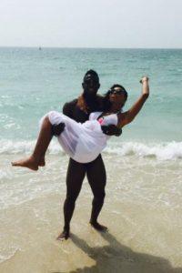 El futbolista ghanés se acostó durante cuatro años con la esposa de uno de sus compañeros de Selección, Afriyie Acquah, y fue la propia mujer, Amanda Owusu, quien confesó la infidelidad. Foto:Vía twitter.com/AcquahAfriyie20
