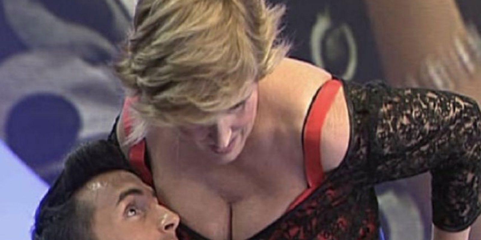 Mercedes Milá, presentadora española. Foto:Vía Youtube