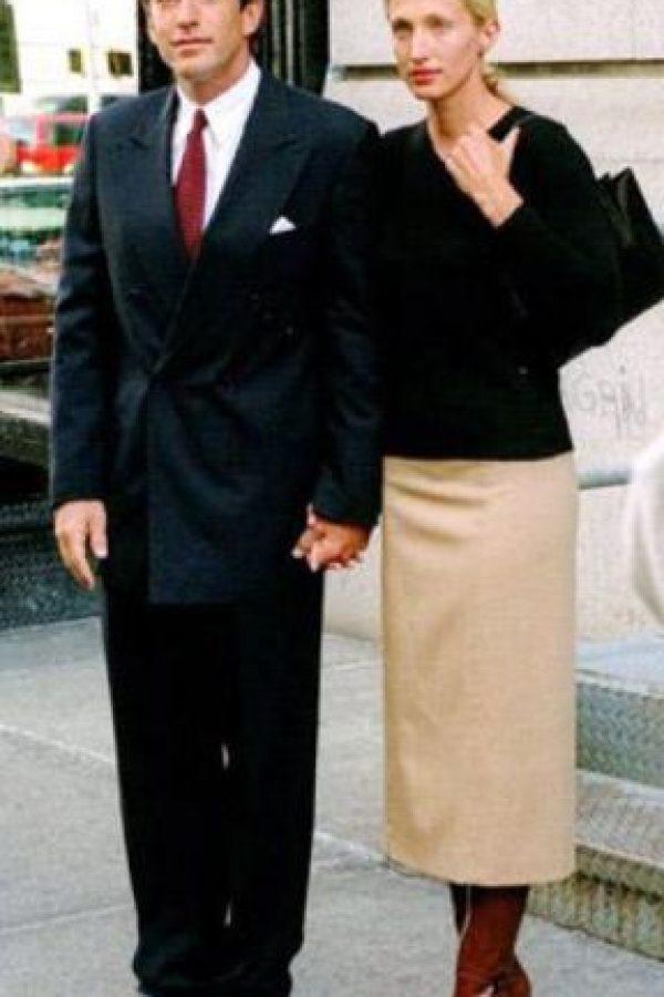 El plan se frustró, pues uno de sus amantes la entregó a la justicia norteamericana. Foto:vía Getty Images