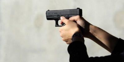 Coleccionaba armas. Siempre cargaba una Pietro Beretta consigo. Foto:vía Getty Images