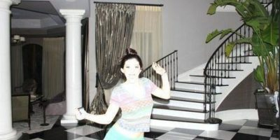 Y mostraba sus momentos más divertidos. Foto:vía myspace.com/kyliejennerkardashian