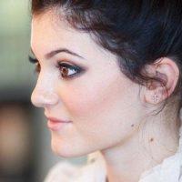 La joven también se iniciaba en el arte del maquillaje. Foto:vía myspace.com/kyliejennerkardashian