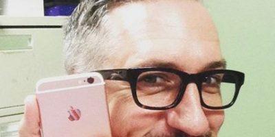 iPhone 6s rosa también conquista al género masculino