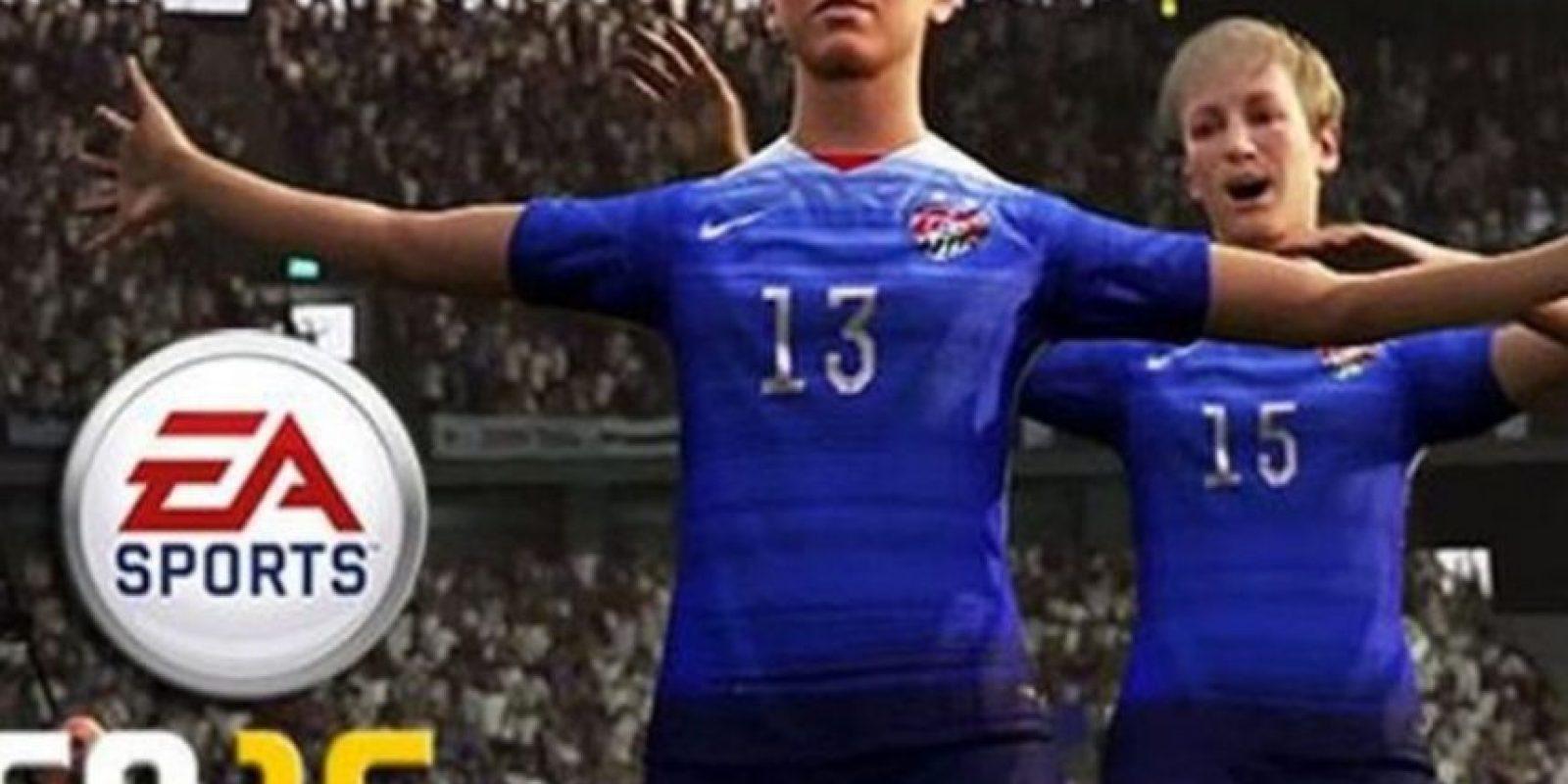 5) Nuevas formas de quitar el balón. Foto:EA Sports