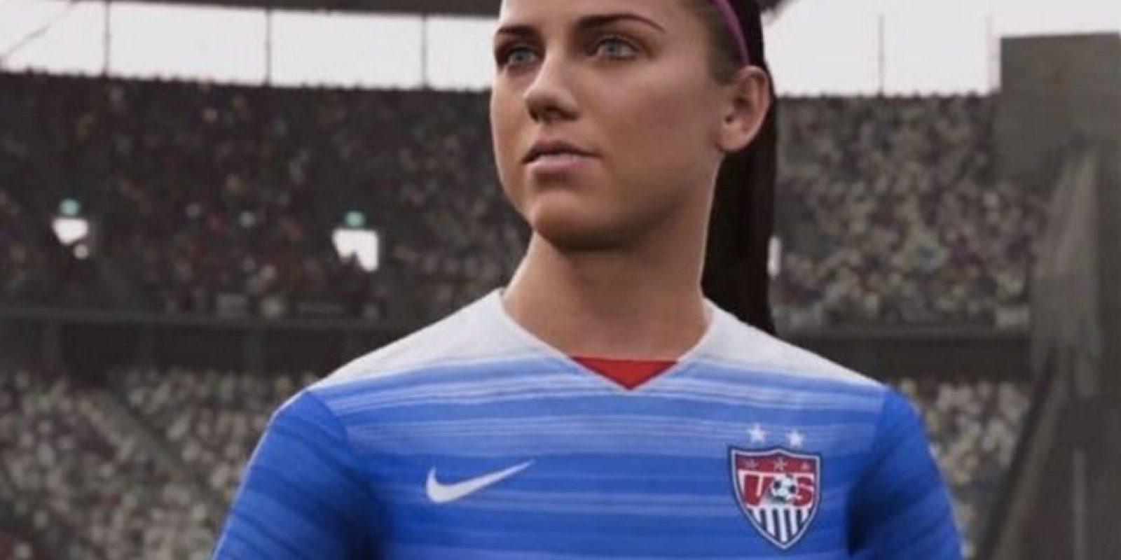 Los detalles de los futbolistas, estadios, afición, uniformes y jugadas se ha elevado para dar una mejor experiencia de juego. Foto:EA Sports