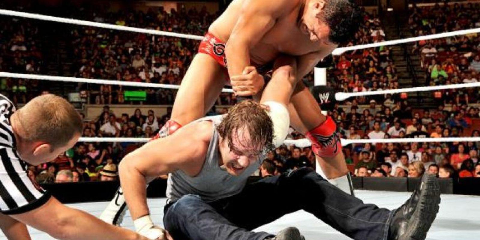 Y del Río suma 38 años Foto:WWE