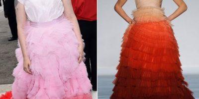 Fotos: 26 vestidos de firma que le lucen mejor mejor a la modelo que a la famosa que lo llevó puesto