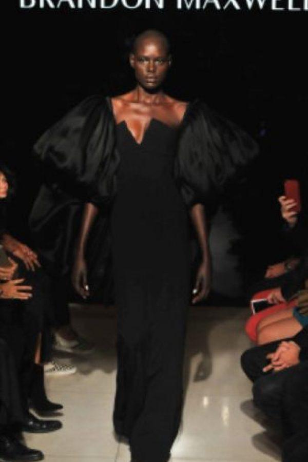 Este negro, en… Foto:vía Getty Images