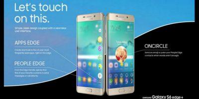 Apps Edge: nueva función de preferencias para las aplicaciones dentro del sistema Foto:Samsung