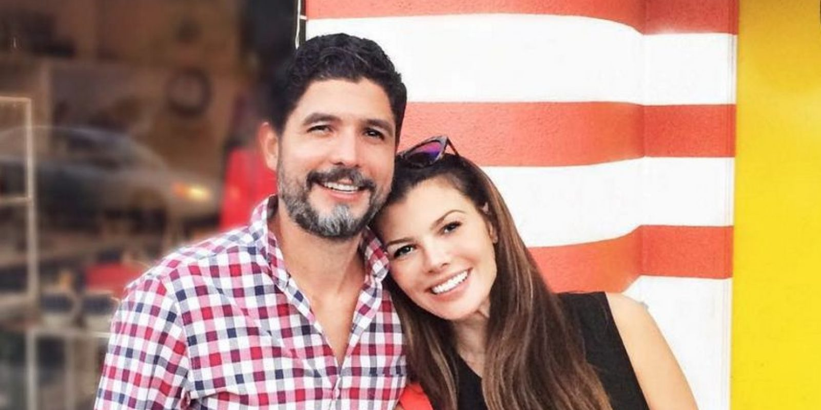 El suegro y cuñado de Ali Landry, esposa del director mexicano Alejandro Monteverde Foto:Getty Images