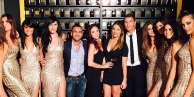 Cristiano Ronaldo: ¿Su nueva novia es española?