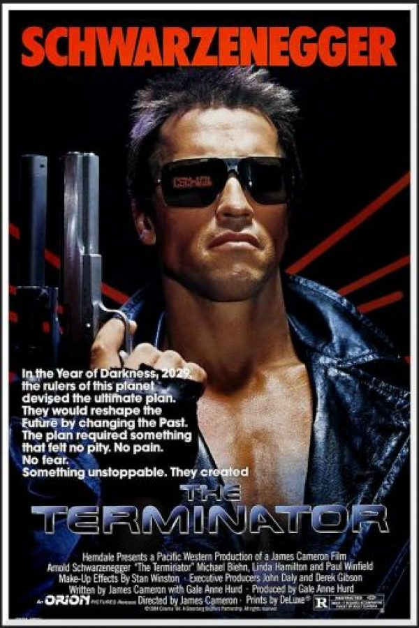 En un futuro posapocalíptico, las máquinas tiranas teletransportan un cyborg a 1984 para matar al líder rebelde de la humanidad Foto:Hemdale Film/Metro Goldwyn Mayer