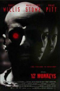 En el año 2035, un grupo de voluntarios convictos viajan al pasado para determinar el origen de un virus letal que casi exterminó la raza humana Foto:Terry Gilliam/Universal Studios