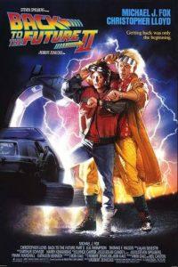 Marty McFly viaja al futuro (año 2015) para presenciar algunas desgracias en su familia Foto:Universal Pictures