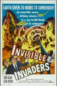 Bruce Jay y su equipo de científicos deben derrotar a una horda invasora de criaturas invisibles del espacio exterior Foto:Premium Pictures/United Artists
