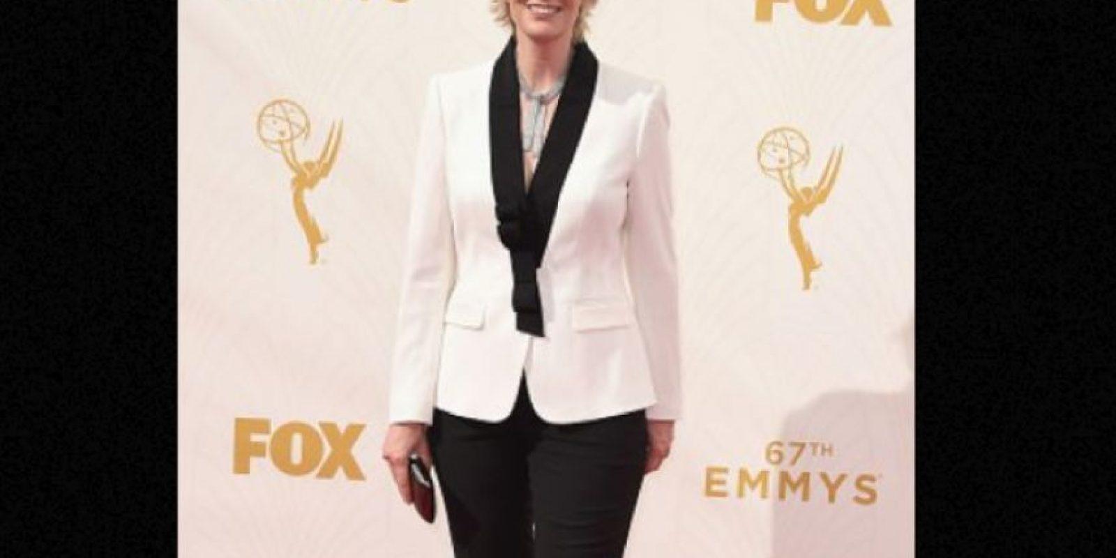 Jane Lynch, también como Styles, pero a sus 50. Foto:vía Getty Images