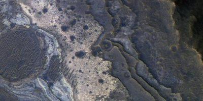 """Es apodado """"el planeta rojo"""" Foto:Vía nasa.gov"""