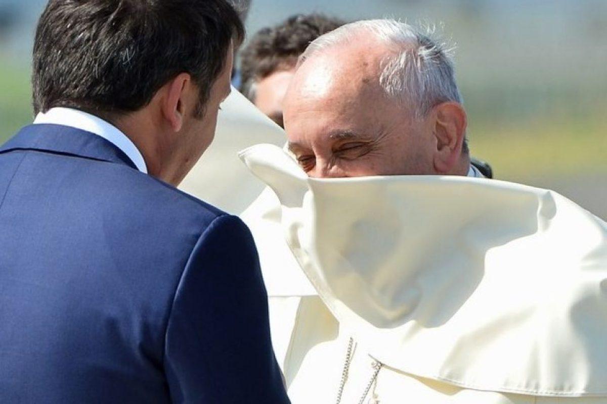 """A veces deja literalmente """"sin aliento"""" Foto:AFP"""