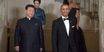 Los mandatarios aseguran haber arreglado algunas diferencias. Foto:AP