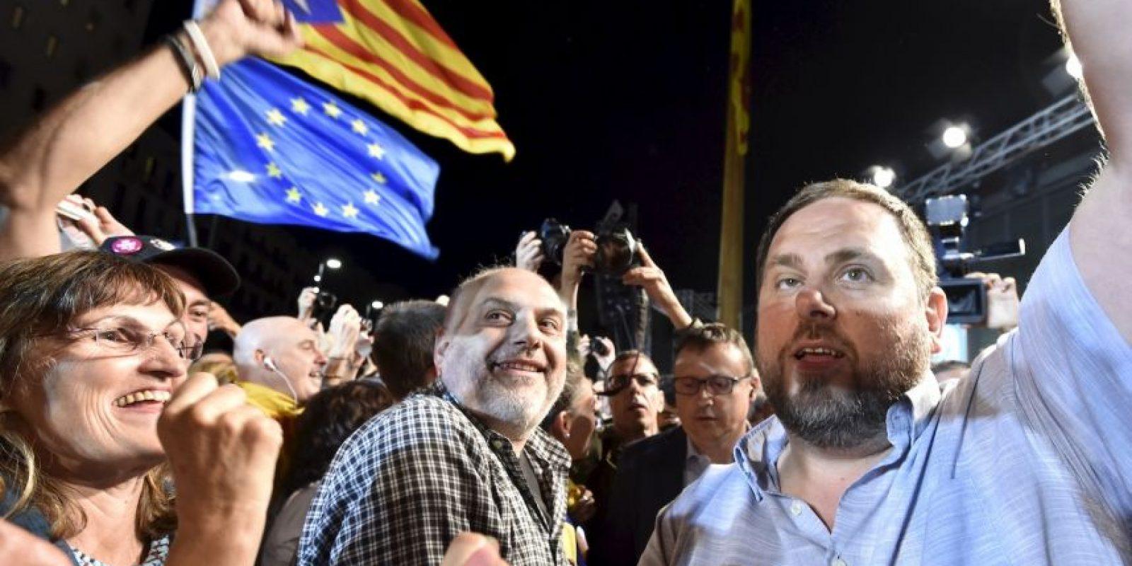 La participación en las urnas fue notoria Foto:AFP
