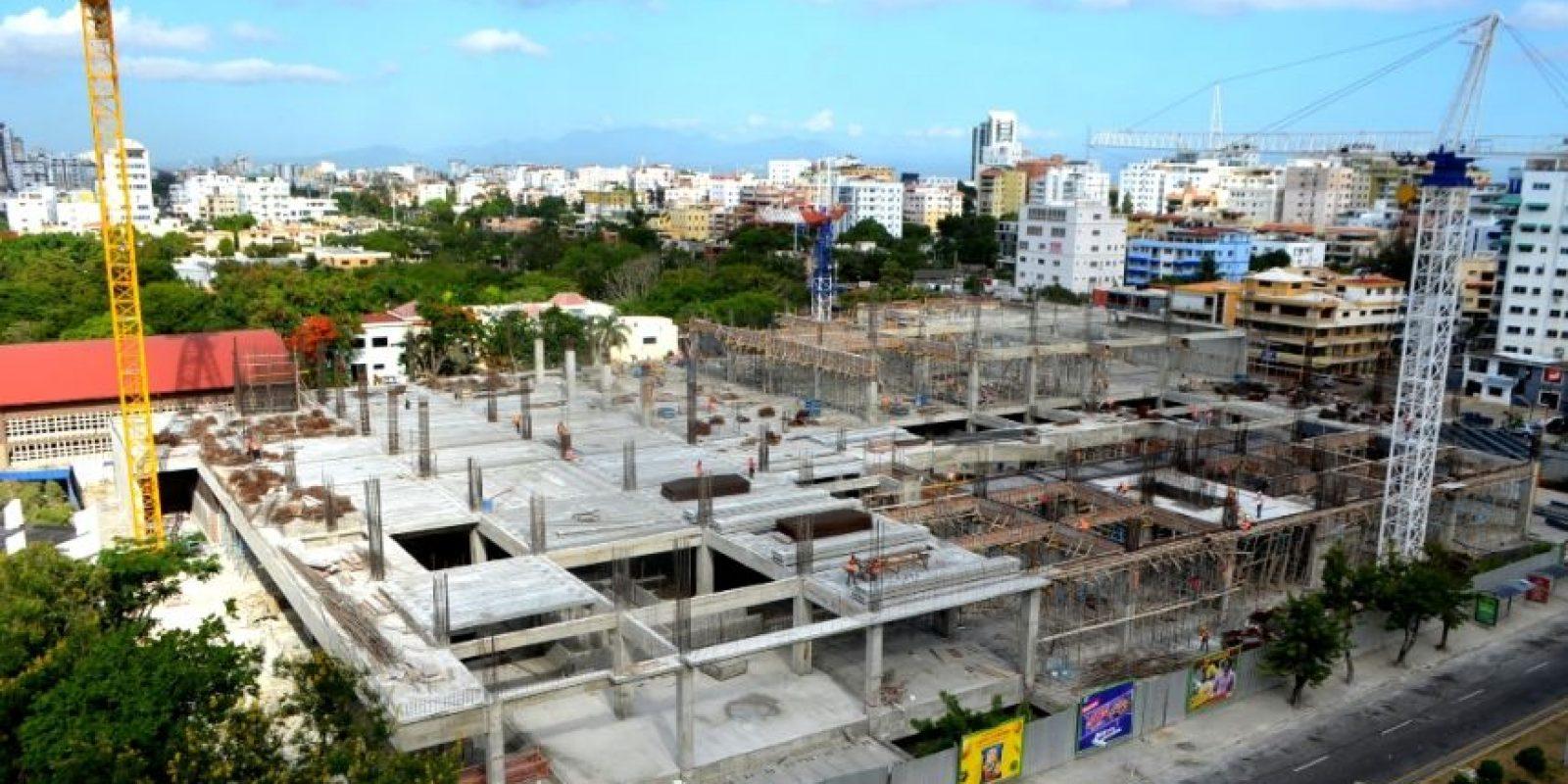 Estado actual de la construcción