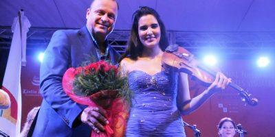 Gran noche de música clásica con Aisha Syed