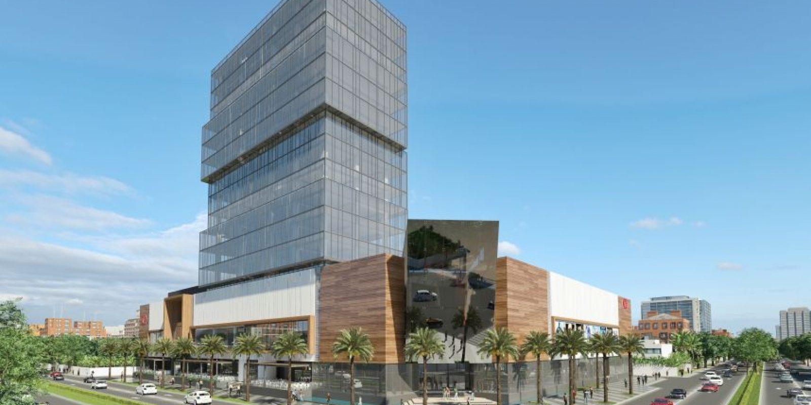 Perspectiva del Centro Downtown Center
