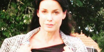 Además de la única voz femenina del grupo Foto:Vía instagram.com/lenenystrom/