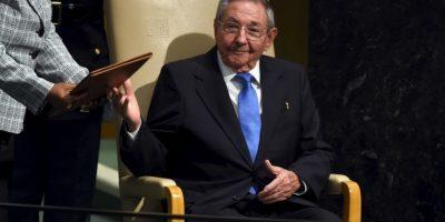 Ratificó la convicción de que el pueblo de Puerto Rico merece ser libre e independiente. Foto:AFP