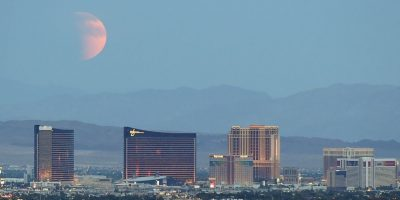 Las Vegas Foto:AFP