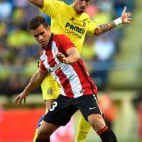 En la jornada 4 repitieron el resultado, 3-1, pero ahora ante el Athletic Club en El Madrigal. Foto:Getty Images