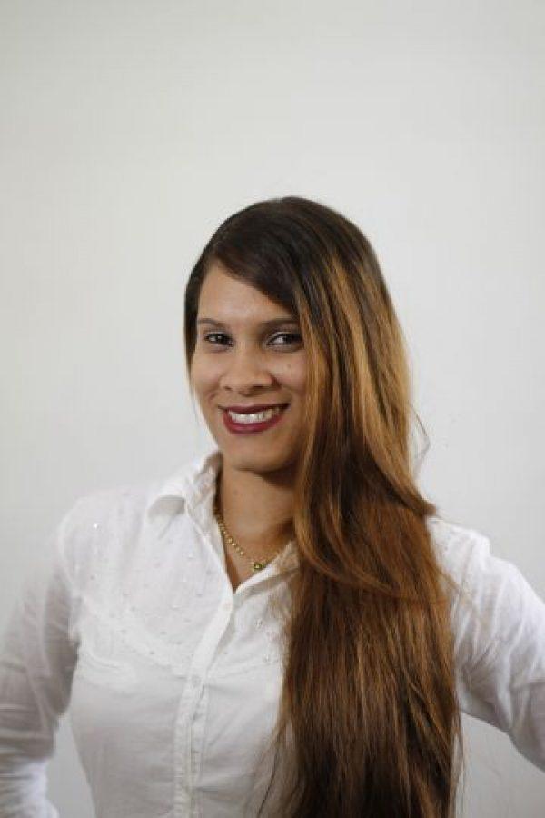 Mariela Bidó Foto:Roberto Guzmán