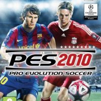 """""""PES 2010"""" con el argentino Lionel Messi y el español Fernando Torres. Foto:Konami"""