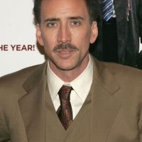 Nicolas Cage con… Foto:Getty Images