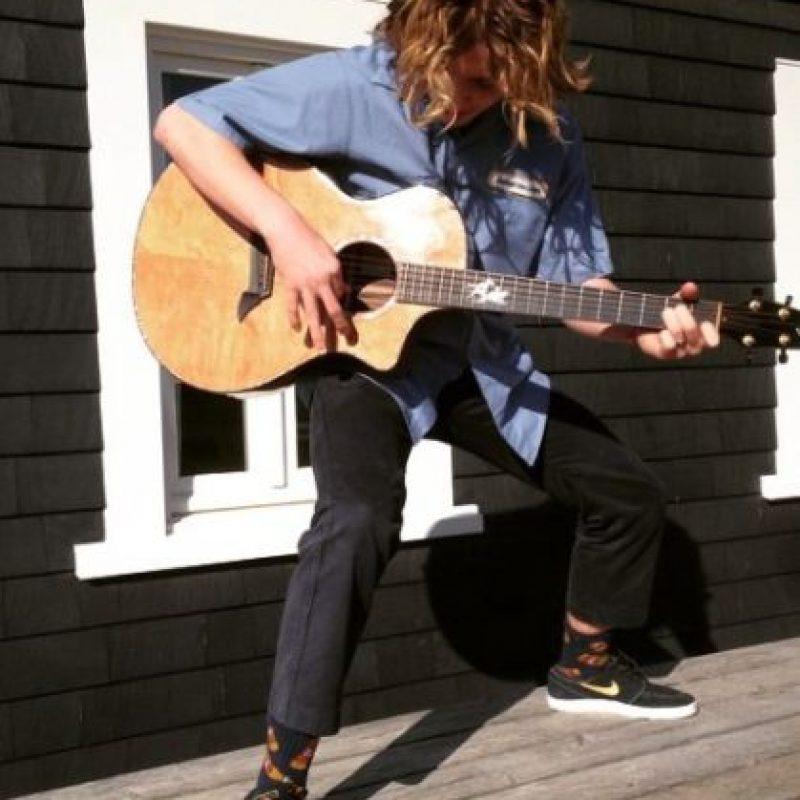 Le gusta la música Foto:vía instagram.com/tryadum