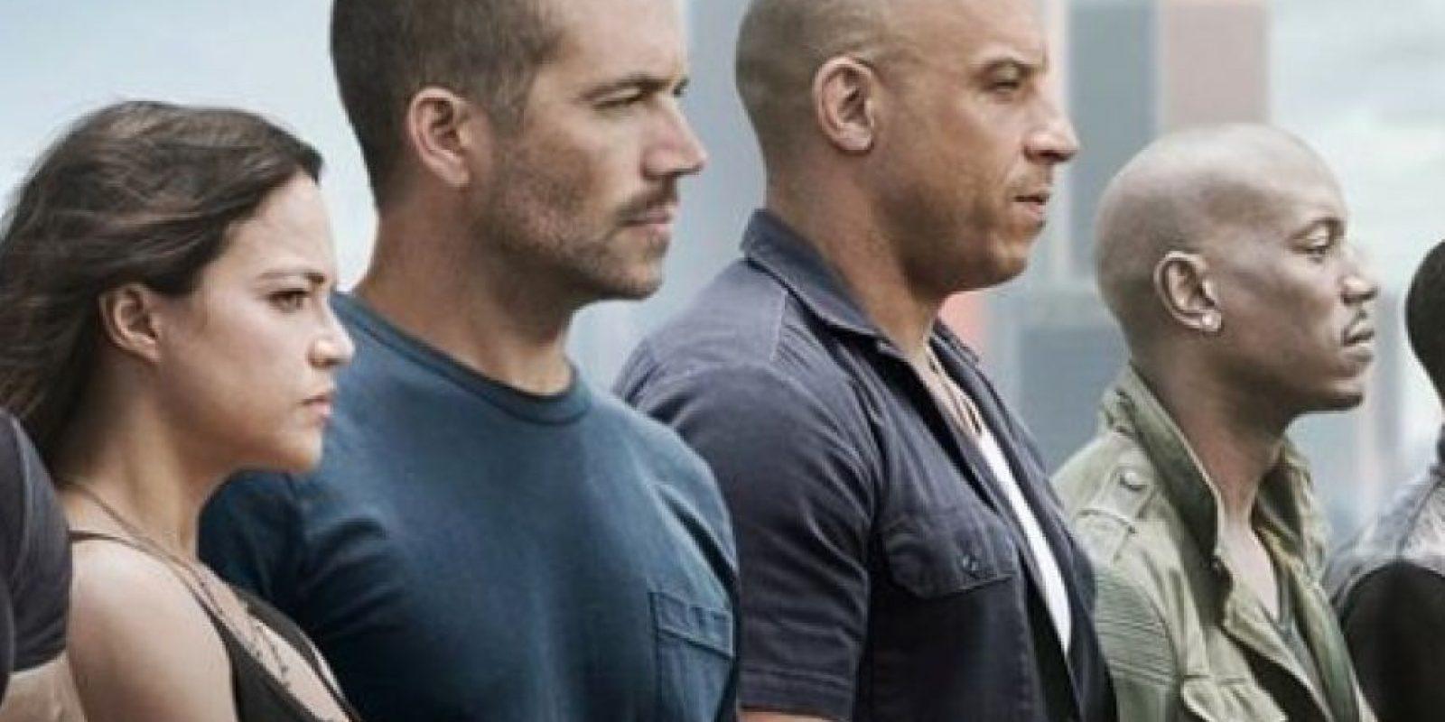 """Vin Diesel confirmó en el escenario de CinemaCon la octava entrega de la saga """"Fast and Furious"""" Foto:Universal Pictures"""