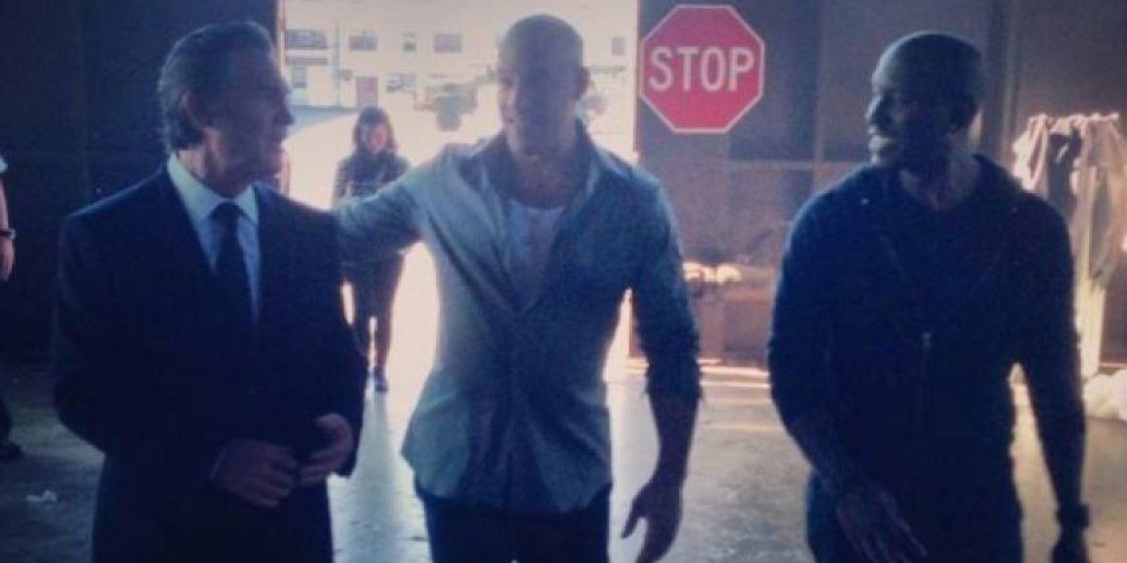 Ahora, Vin Diesel ha confirmado está versión. Foto:Universal Pictures