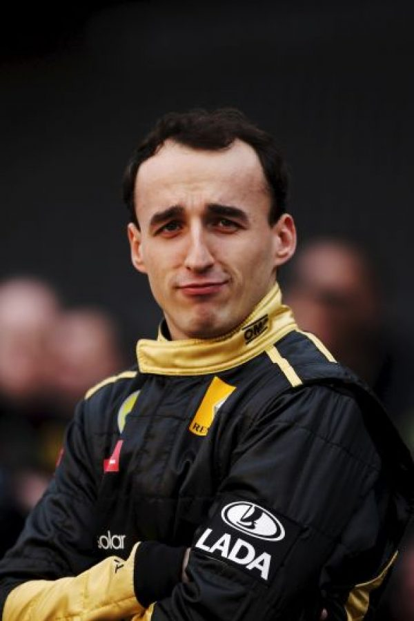 6. Robert Kubica (Polonia) Foto: Getty Images