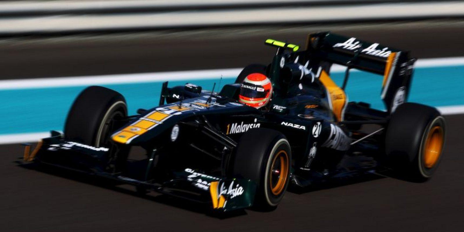 """Corrió 48 carreras en las que logró 3 podios, 1 victoria, 2 """"poles"""" y 88 puntos. Foto:Getty Images"""