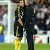"""Este conflicto, que durante muchos años acaparó sendas discusiones en España y decenas de portadas, comenzó en el año 2011, cuando """"Mou"""" era entrenador del Real Madrid. Foto:Getty Images"""