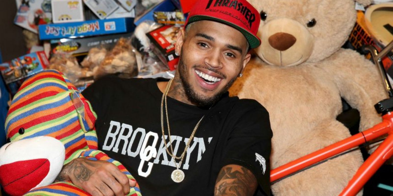 Chris Brown Foto: Getty Images